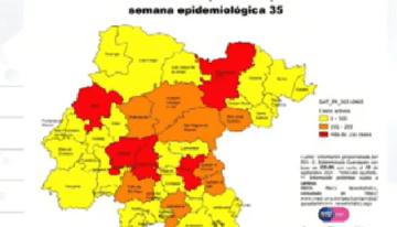 Por la pandemia,  Acámbaro está en semáforo amarillo