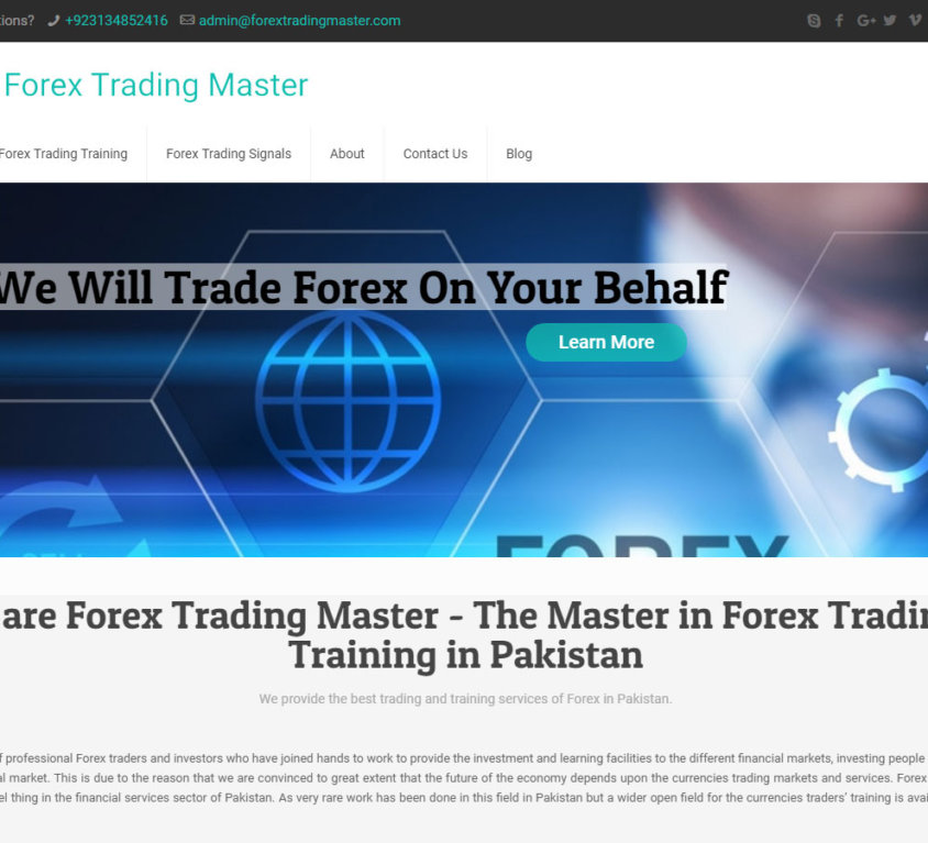 Forex Trading Master