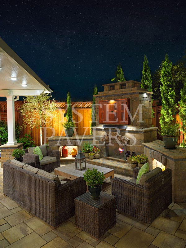 Outdoor Fireplace: Outdoor Gas, Propane and Wood Fireplaces on Outdoor Gas Fireplace For Deck id=57453