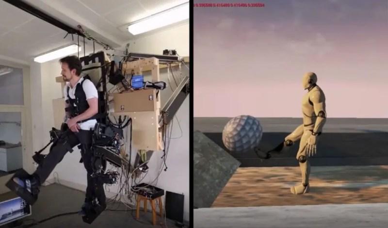 Holotron provides a whole new virtual reality experience. Credits: Inceptive Mind