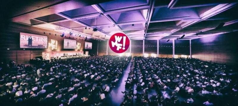 WMF presence