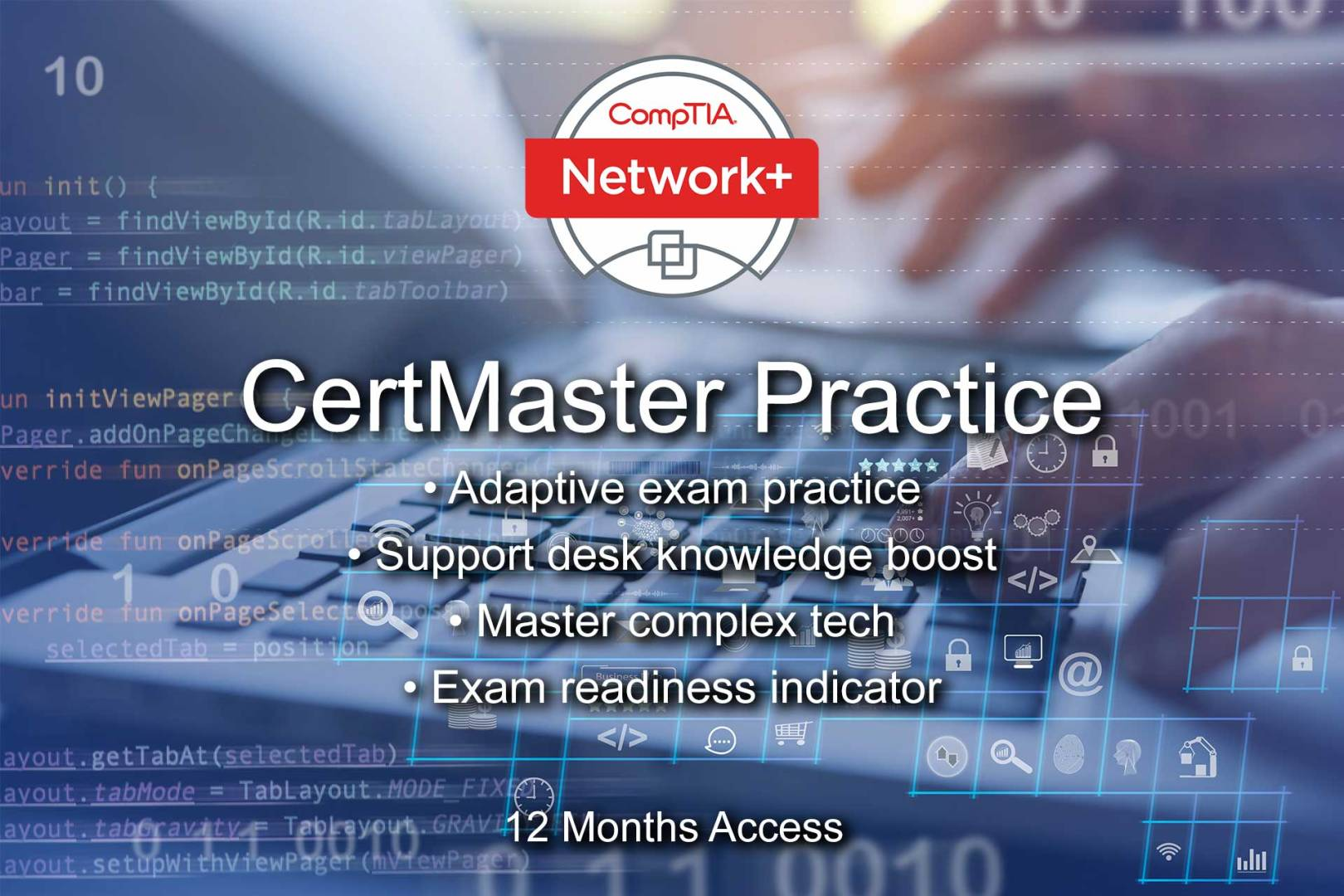 Best CompTIA Exam Practice available for Network+. Exam N10-007