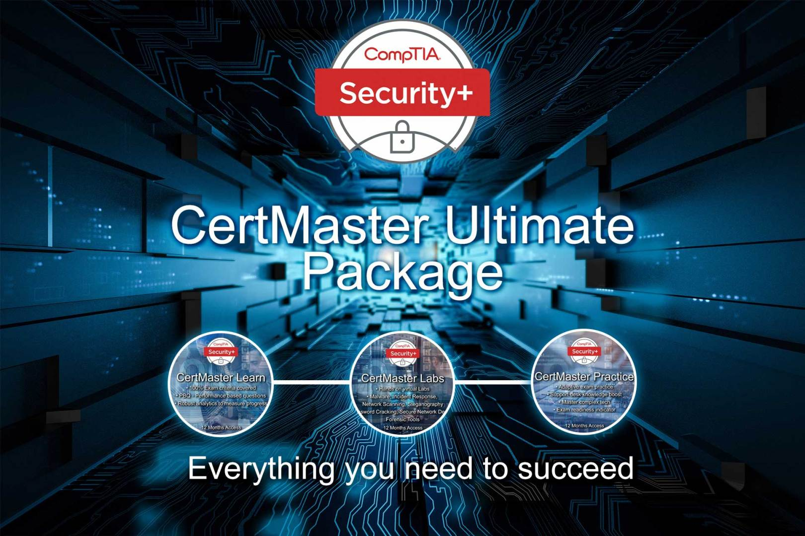 Complete Self-Study Kit for CompTIA Security+ SY0-601 and Exam SY0-601