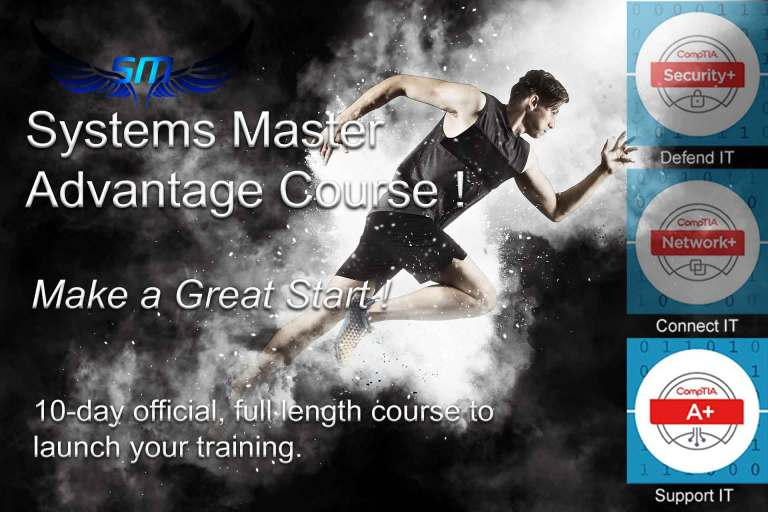 CompTIA Advantage Course to launch your training