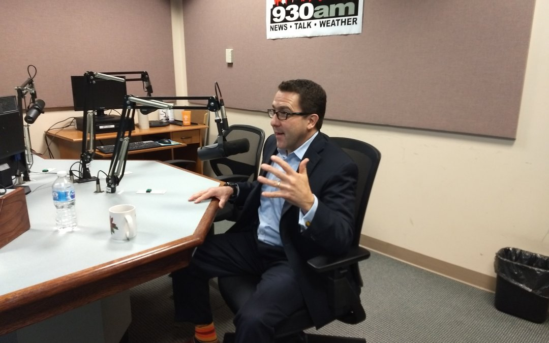 Jim Cip was a part of Buffalo Means Business on WBEN