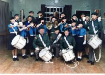 Syston Scout and Guide Band 1990's