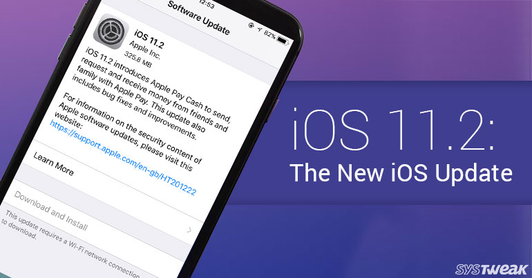 iOS 11 2  Apple Releases Major Update For iOS 11 1 2  Users