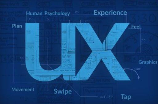 Página web con diseño UX