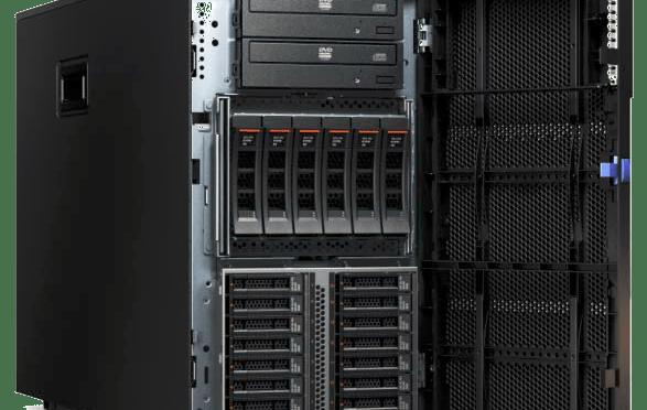 Anunciado el nuevo x3500 M5