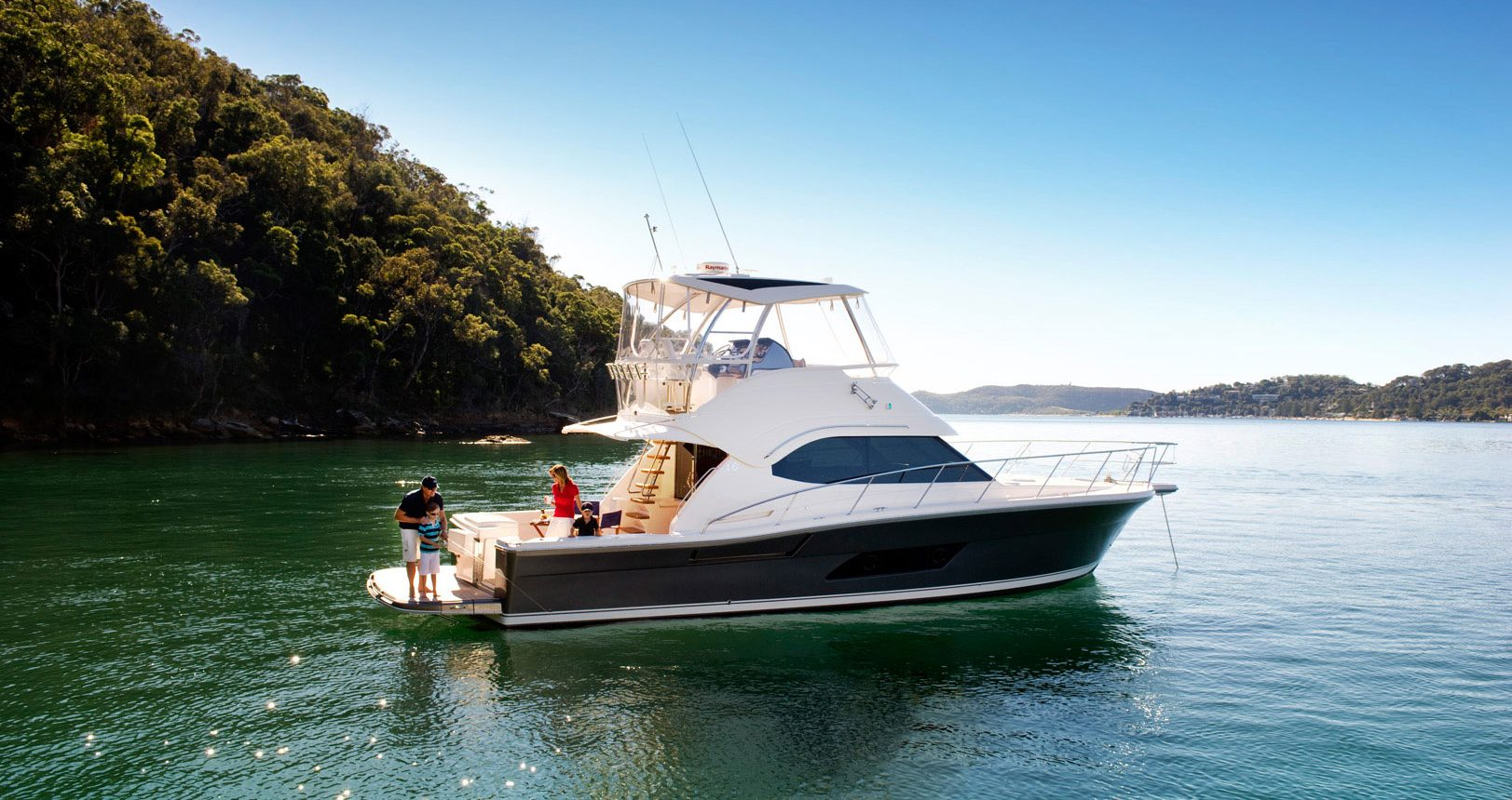 Riviera 43 Open Flybridge For Sale SYS Yacht Sales
