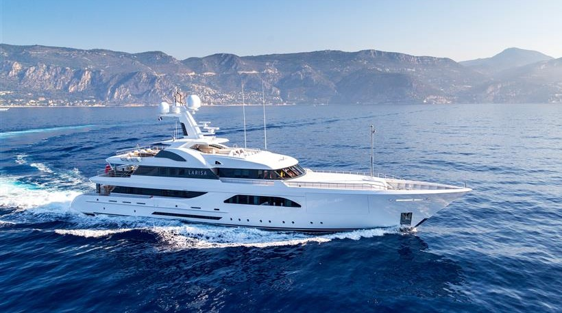 Used Feadship Yachts For Sale SYS Yacht Sales