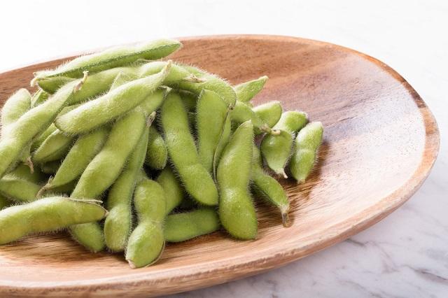 生枝豆を美味しく茹でる方法