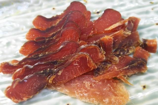 鮭とばを柔らかくする方法