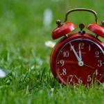 家事の時間を把握できてますか?時計の画像