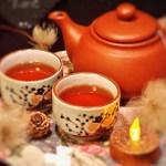 妊娠中は身体を冷やさない 温かいお茶の画像
