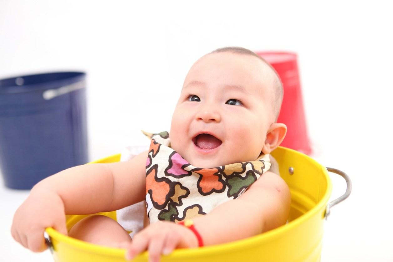 乳児湿疹とは何?アトピー確定