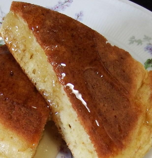 ケーキ ホット 小麦粉 作る で