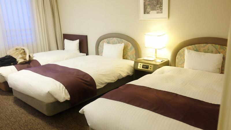 熱海ホテルニューアカオロイヤルウイングに泊まった感想や行き方