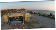 Распиаренный фестиваль в Крыму