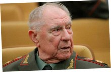 Литва обвинила маршала Язова