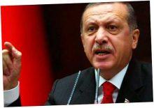Эрдоган и брошенная невеста