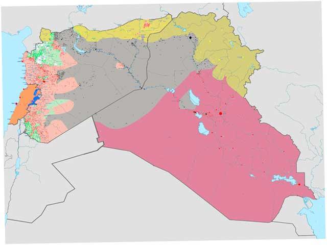 Гражданской войны в Ираке