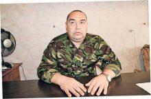 Обстреливал батальон боевиков