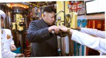 Ракетой в себя KCNA
