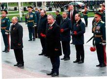 Единственным стал глава Молдавии