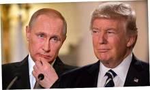 Хотел выменять Украину на Сирию