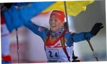 Подставить украинскую биатлонистку