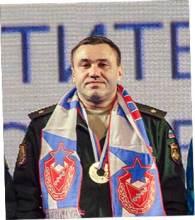 Третий российский военный