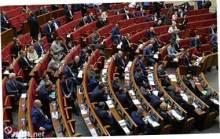 Рада признала Россию агрессором