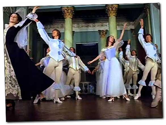 Часть марлезонского балета