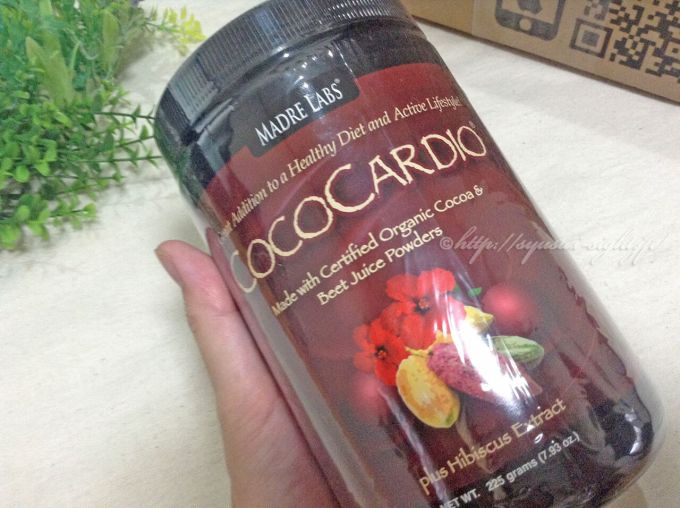 Madre Labs, CocoCardio、Certified Organic Cocoa Powder、Vegetarian, 7.93 oz. (225 g)