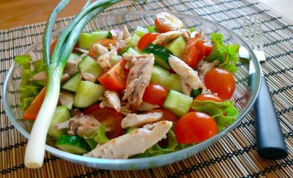 Овощные салаты рецепты с фото простые и вкусные для ...