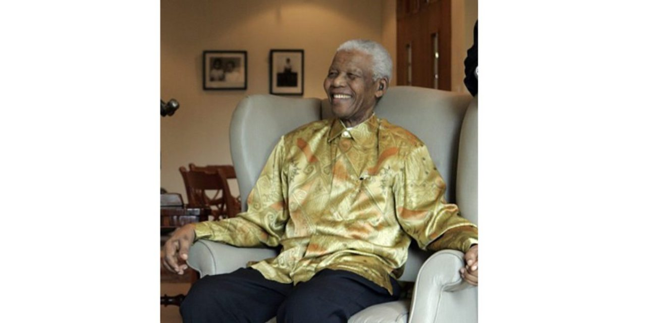 "<span class=""entry-title-primary"">A 46664-es fogoly</span> <span class=""entry-subtitle"">Nelson Mandela</span>"