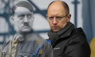 is-yatsenyuk-the-second-coming-of-hitler Fotó The Week