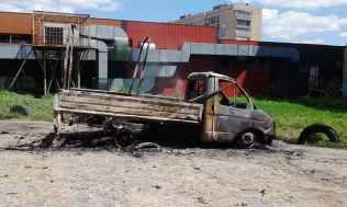 Szlavjanszk 2014.06.30. -A kép a tűzszünet lejárta előtt készült. - Azóta még rosszabb a helyzet