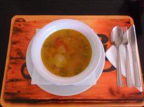 Zöldségleves Gazdagon - Csülök étterem