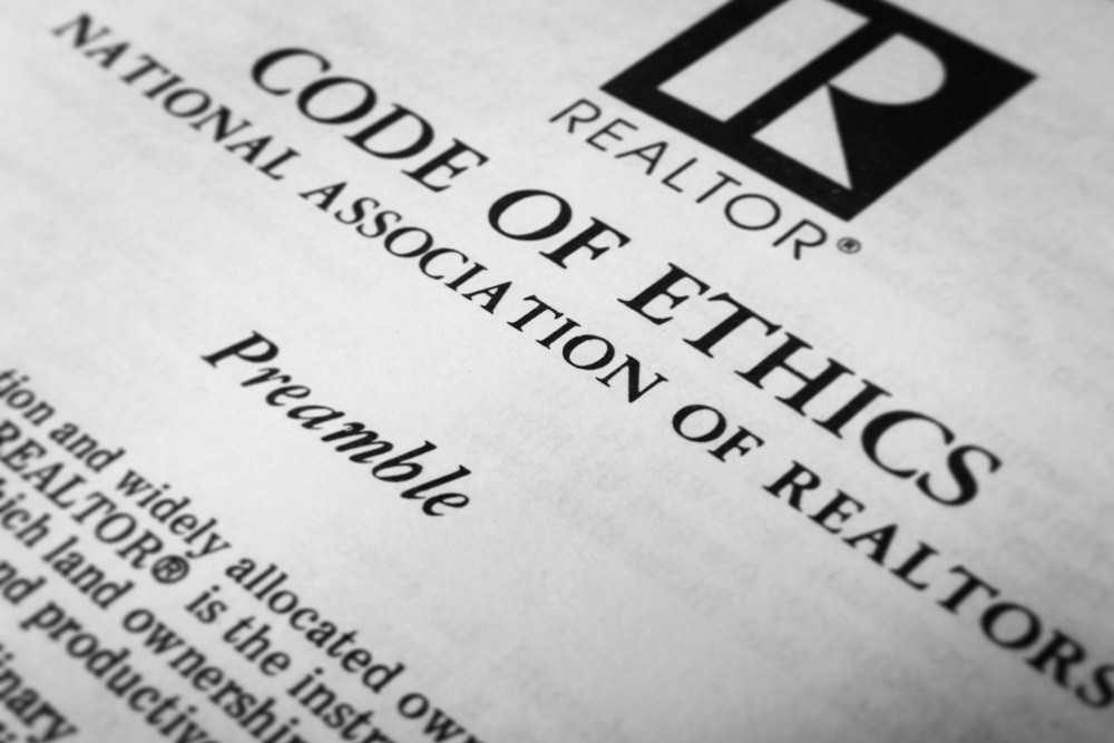 What is the Realtor Code of Ethics?