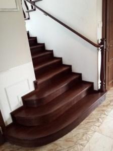schody drewniane Sosnowiec