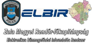 ELBIR hírlevelek 2019. – Zala