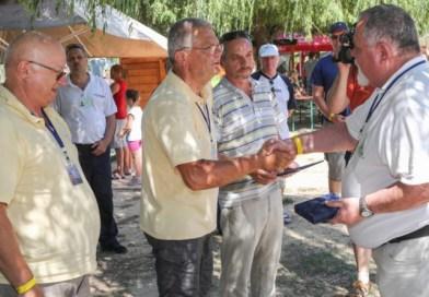 Kalandparki családi napon adták át az elismeréseket a vagyonőröknek Kislődön