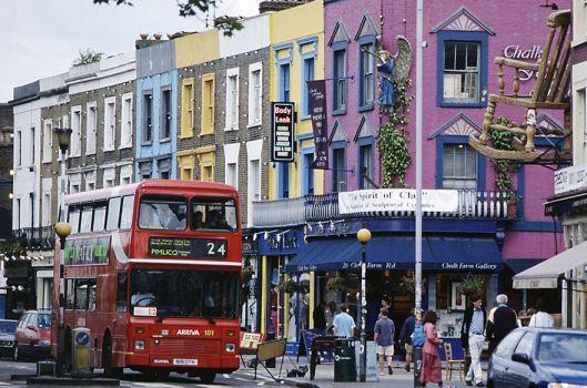 London buszok