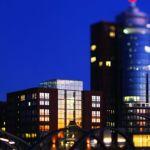 Hamburg éjjeli színek