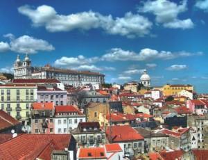 Lisszabon dombjai