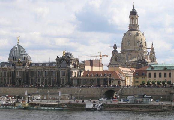 Drezda - Dresden városa