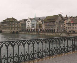 Zürich belváros