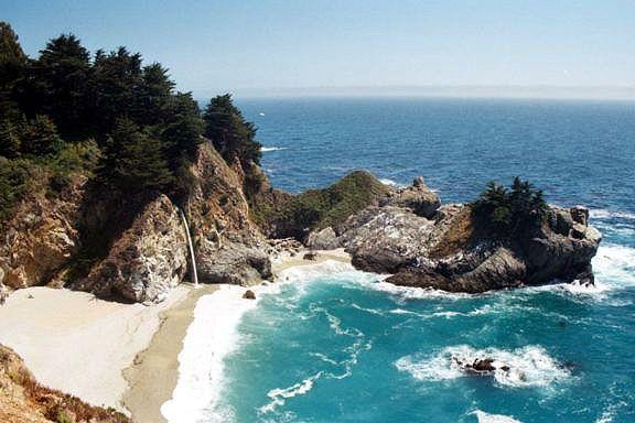 Óceánpart